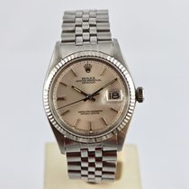 Rolex Datejust 1601 Sigma Dial -  36mm Jubile - Plexiglas