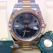 Rolex Datejust II 116333 - Box & Papers 2016