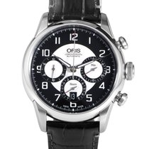 Oris RAID Chronograph Mens Stainless Steel Automatic Watch...