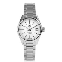 TAG Heuer Carrera Mother-Of-Pearl Automatic Ladies Watch...