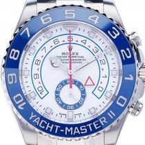 Rolex Yacht-Master II Stahl Keramik Automatik 44mm Ref.116680...