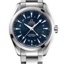 Omega Seamaster Aqua Terra 150M Co-Axial GMT 43mm Men's Watch