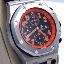 Audemars Piguet Royal Oak Offshore Volcano Watch mint 26170st....