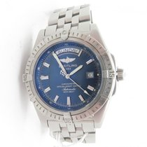 Breitling Headwind A45355 Automatic Day Date 43mm Stainless...
