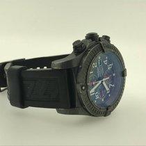 Breitling Super Avenger Black Steal  M1337010 FullSet