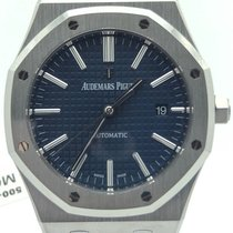 Audemars Piguet Royal Oak 41mm Boutique Only Blue Dial...