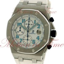 Audemars Piguet Royal Oak Offshore Rodeo Drive, White Dial,...