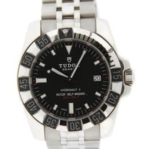 Tudor Hydronaut II Automatic Black Dial Stainless Steel
