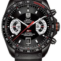 TAG Heuer Grand Carrera Calibre 17RS 2 Chronograph
