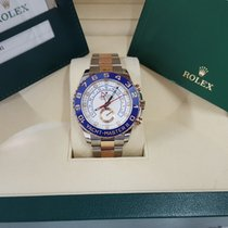 Rolex Yacht Master 2 Steness Steel and Rose Gold