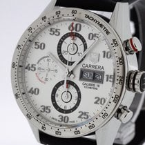 TAG Heuer Carrera Chronograph Ref. CV2A11 Full SERVICED by...