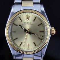 Rolex Oyster Perpetual ref. 6751 - Women vintage's watch -...
