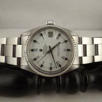 Rolex datejust ref. 6827 31mm mid size boy oyster anno 1978