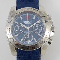 Τούντορ (Tudor) Chronograph, Chronautic, blue
