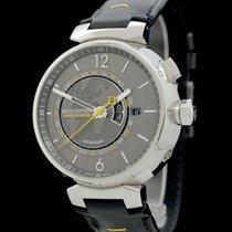 Louis Vuitton Tambour Heures du Monde - GMT - Ref.: q10550 -...