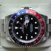 Rolex [NEAR NOS+SERVICE+24 Mon] GMT Master II, PEPSI - Y - 2004