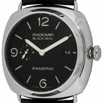 Panerai : Radiomir Black Seal 3 Days :  PAM 388 :  Stainless...