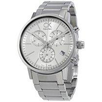 ck Calvin Klein Men's Post Minimal Watch