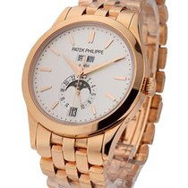 Patek Philippe 5396/1R-010 5396 Annual Calendar Rose Gold on...