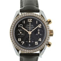 Omega Speedmaster Lady Diamonds Chronograph