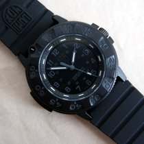 Luminox Navy SEAL 3000 Series Black Out