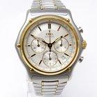Ebel Chronograph Le Modulor Classic Gold Stahl Ref. E1137240
