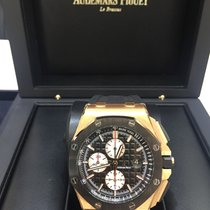 오드마피게 (Audemars Piguet) Piguet Royal Oak Offshore Rose Gold...