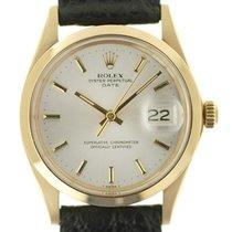 Rolex Date Oro Giallo Plastica ref. 1500 art. Rd1148