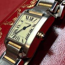 Cartier TANK FRANCAISE NEW