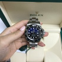 Rolex SEA-DWELLER DEEPSEA 116660 D-BLUE
