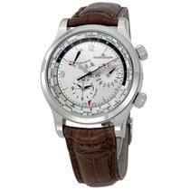 Jaeger-LeCoultre Master World Geographic Men's Watch