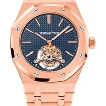 Audemars Piguet Royal Oak Tourbillon Extra-thin 18K Pink Gold...