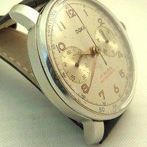 Doxa ULTRA RARE Real Doctors Chronograph Caduceus Asclepius 1948