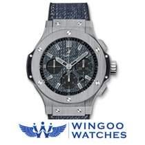 Hublot - BIG BANG - JEANS STEEL Ref. 301.SX.2770.NR.JEANS16