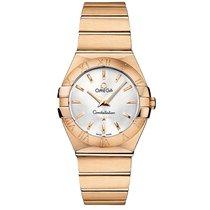 Omega Constellation  18k Rose Gold Ladies watch 123.50.27.60.0...
