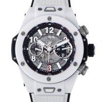 Χίμπλοτ (Hublot) Big Bang Unico White Ceramic Watch 411.HX.117...