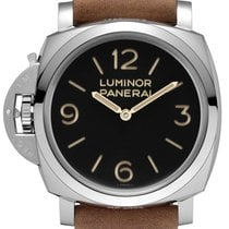 Panerai PAM00557 Luminor 1950 Left-handed 3 Days Acciaio PAM...