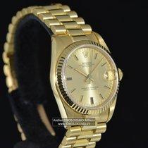 Rolex Datejust Boy 68278 Oro Bracciale President Oro