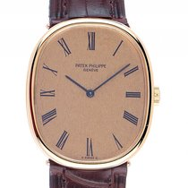 Patek Philippe Golden Ellipse Medium Size 18kt Gelbgold...