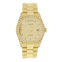Rolex Oyster Perpetual Day-Date Presidential 18138