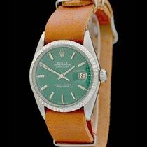Rolex Datejust -British Green- Ref.: 1603 - Edelstahl - Jahr:...