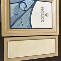 Rolex Watch Window Display 5 beige