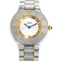 Cartier Watch Must 21 W10072R6
