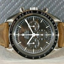 Omega Speedmaster Moonwatch 1969 Pre-moon Tropical dial