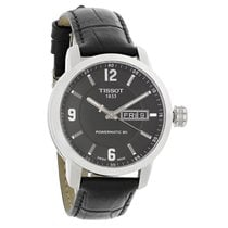 Tissot PRC 200 Mens Day/Date Swiss Powermatic Watch T055.430.1...