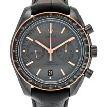 Omega Speedmaster Moonwatch Co-Axial Chronograph Automatic...