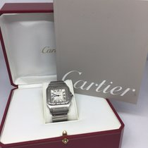 Cartier Santos Galbée 2010 Ref: 2823 Steel FULL SET