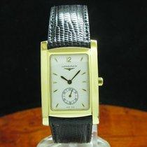 Longines Dolce Vita 18kt 750 Gold Unisexuhr / Ref L5 655 6 /...