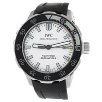 IWC Mens Aquatimer IW356811 356811 Steel Automatic 45MM Watch