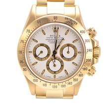 Rolex Daytona Yellow Gold Zenith Movement